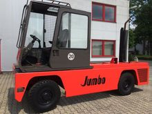 2001 Jumbo J/SHP50/14/55