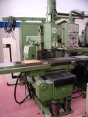 Used milling OERLIKO