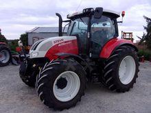 2013 Steyr 4110 profi Farm Trac