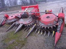 1998 Kemper 4500 Silage harvest