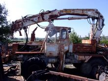 1984 Brimont latil Forwarder