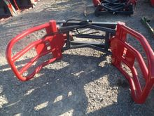 Hand-made 160 Bale forks and gr