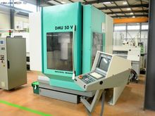 Used 1997 DMG DMU 50