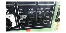 Used Mikron WF 3SA i
