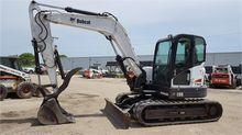 Used 2010 BOBCAT E80