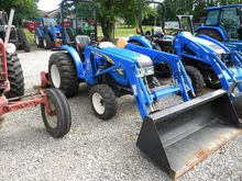 2015 NEW HOLLAND WORKMASTER 40