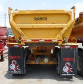 2000 RANCO 26YD/34FT END DUMP S