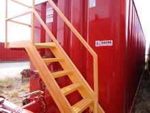 2014 DRAGON 500 bbl frac tank #