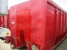 2005 40 CU YARD ROLL-OFF BOX #D