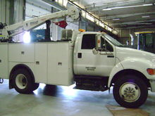 2013 FORD Ford F-750 Service Tr