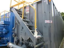 2011 500 BBL Frac Tank #DUE-415