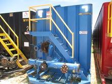 2011 SALTYS 500 bbl frac tank #