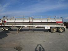 2005 WRIGHT 130 BBL Vacuum Trai