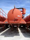 2007 GAYLEAN 130 BBL Vacuum Tra