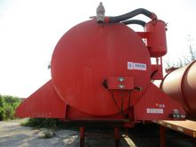 2008 GAYLEAN 130 BBL Vacuum Tra