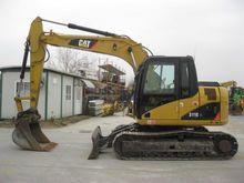 2007 Caterpillar 311CU Track ex