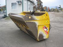 2007 Simex CB2500 Fixed crusher