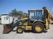 2002 Caterpillar 424 D Rigid Ba