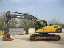 2008 Volvo EC235 CNL Track exca