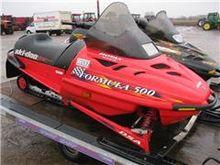 1998 Ski-Doo 1998 Formula 500