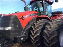 2013 Case IH STEIGER 450 4WD:-H