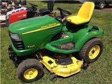 2005 John Deere X485