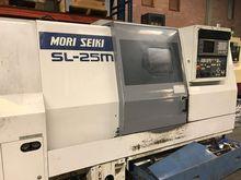 1996 Mori Seiki SL25M