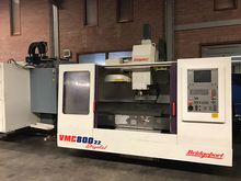 1999 Bridgeport VMC 800