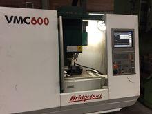 2003 Bridgeport VMC 600XP