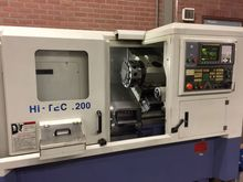 Used 2005 Hwacheon H