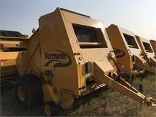 2011 VERMEER 605SM CORNSTALK SP