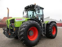 2009 CLAAS XERION 3800-VC
