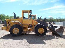 Used 2005 VOLVO L70E