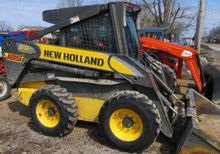 2007 New Holland Construction L