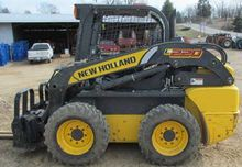 2013 New Holland Construction L