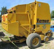 Used Vermeer 554XL i