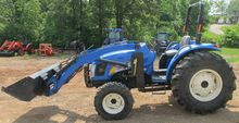 2007 New Holland Agriculture T2