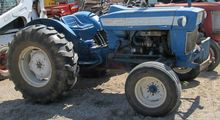 Used 1966 Ford 3000