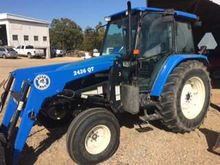 2002 New Holland Agriculture TL
