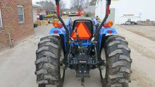 2011 New Holland Agriculture T1