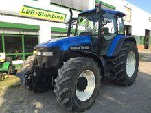 2002 New Holland TM165