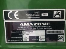 2016 Amazone KX3000 Griff Speci