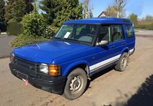 2000 Land Rover Discovery TD5 4