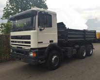 Used 1992 DAF 95 6x6