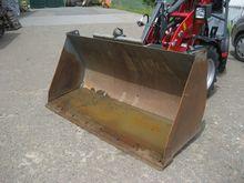 Weidemann earth bucket