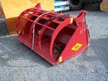 2015 Strautmann gripper bucket