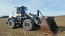2008 Terex wheel loader TL210