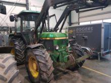 John Deere Tractor 2650