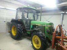 1984 John Deere tractor 1640 fo