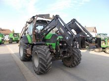 2010 Deutz Agrotron TTV 610 for
